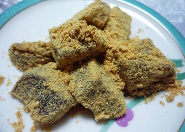 穂の菓 わらび餅5
