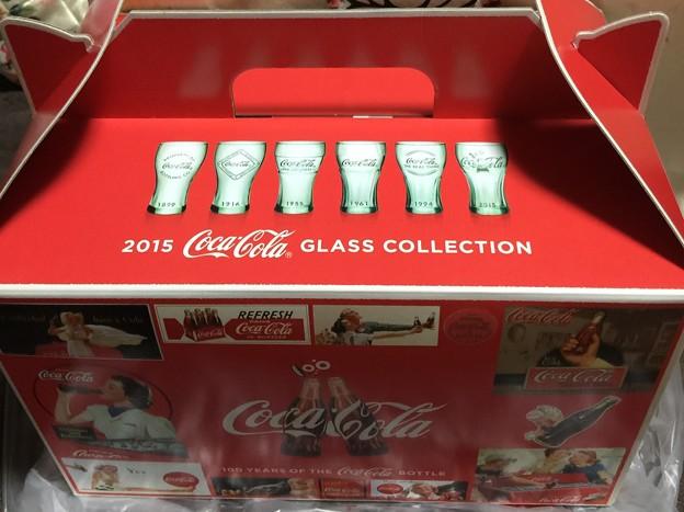 コカ・コーラ 2015グラスコレクション
