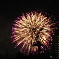 約5000発の花火@天神祭