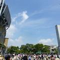 Photos: 真夏の甲子園球場