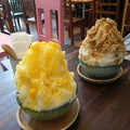 Photos: マンゴーかき氷