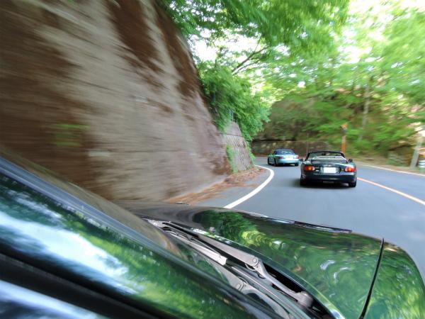 碓氷峠の旧道を下ってから高速に乗る