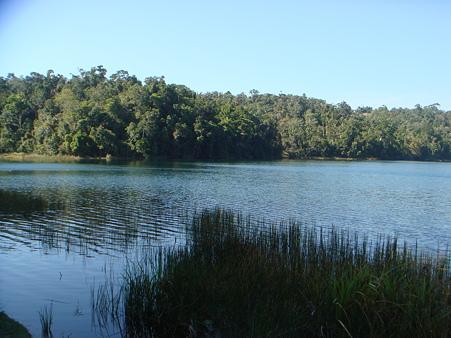 バリン湖 1