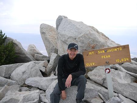 San Jacinto山頂