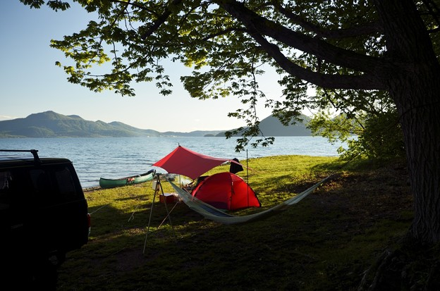 洞爺湖キャンプ場