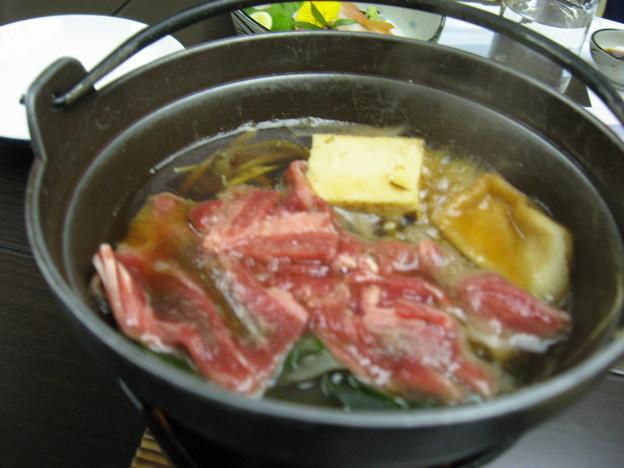 Photos: 晩御飯すき焼き