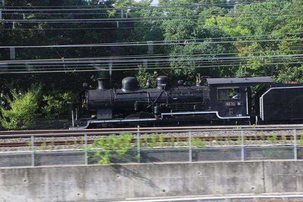 梅小路 蒸気機関車