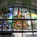 写真: 京都のステンドグラス