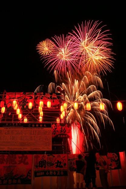 久之浜 浜の夏祭り・迎え火