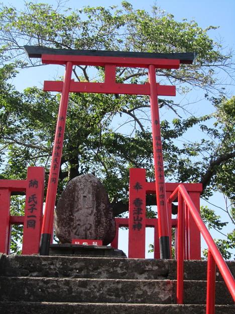 27.6.10香津山神社