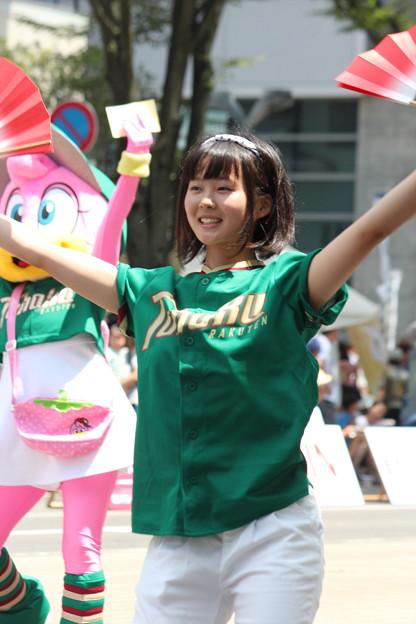 27.7.26夏まつり仙台すずめ踊り(その6)
