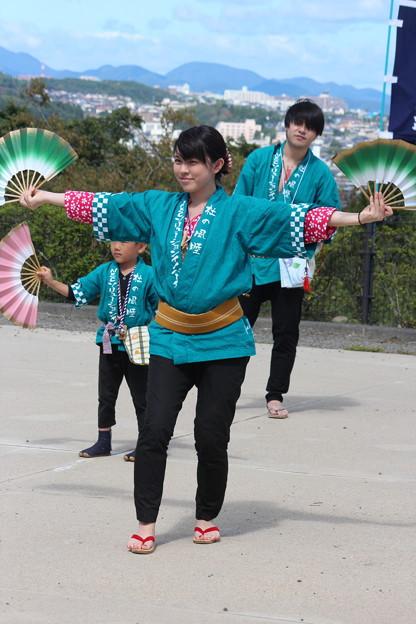 27.9.20杜の風睦の演舞