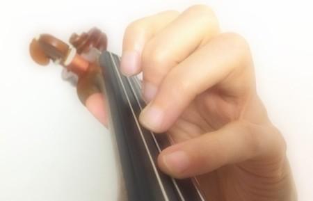 中野・江古田 バイオリン 個人レッスン ヴィオラ 吉瀬弥恵子 ワイズ音楽教室 4の指のヴィブラート