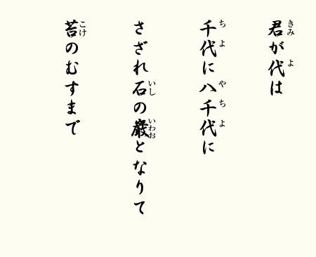 中野・江古田 バイオリン 個人レッスン ヴィオラ 吉瀬弥恵子 ワイズ音楽教室 君が代