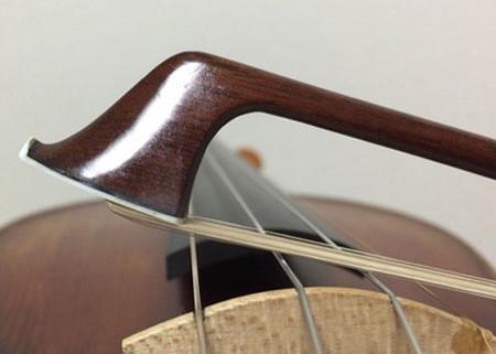 中野・江古田 バイオリン 個人レッスン ヴィオラ 吉瀬弥恵子 ワイズ音楽教室 弓先で音をつなげる練習