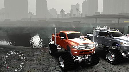 GTAIV Dodge Ram (4)