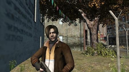 GTAIV Leon Scott Kennedy 1