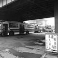 写真: 羽後交通横荘線が廃止 1971年7月19日